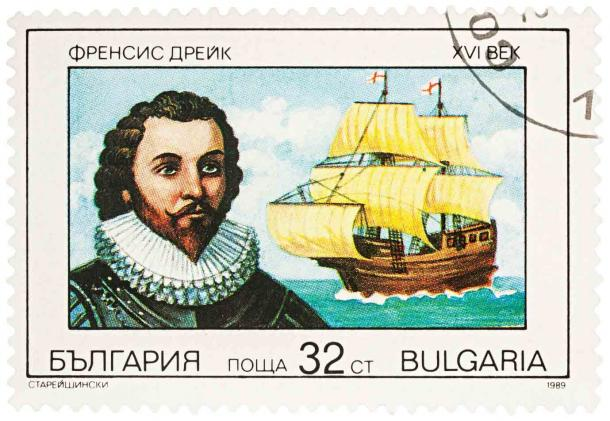 Sir Francis Drake also circumvented the globe and met strange natives in Patagonia. (Vic / Adobe Stock)