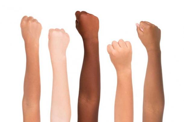 Skin color. (Luis Louro / Adobe)