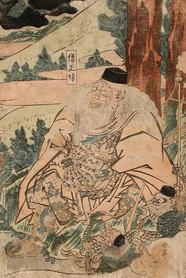 Sōjōbō: King of the Tengu