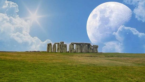 Some argue Stonehenge was designed to record the positions of the Sun and the Moon. (CC0)