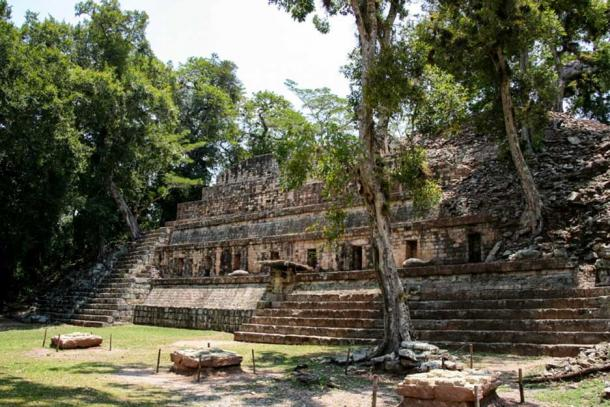 Some of the Copán ruins in Honduras. (Image: © evenfh / Fotolia)