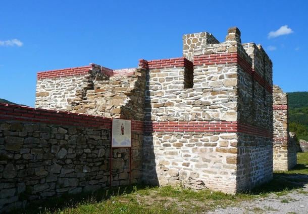 Sostra Fortress, Bulgaria