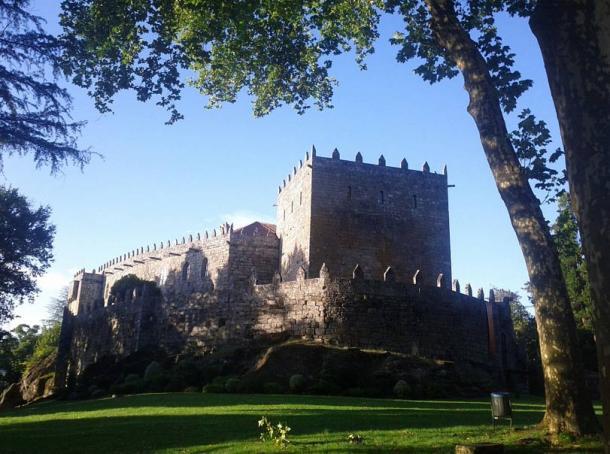 Sotomayor's Castle.