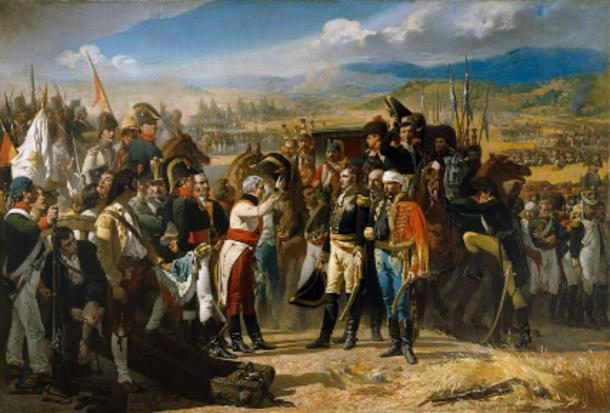 The Spanish Army's triumph at Bailén was the French Empire's first land defeat during the Peninsular War. (José Casado del Alisal / Public domain)