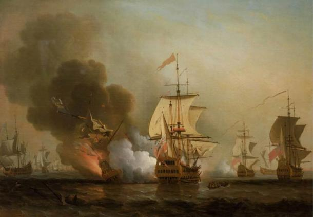 Gold, silver, jewels – Spanish galleon with $1 billion in treasure located off Colombian coast