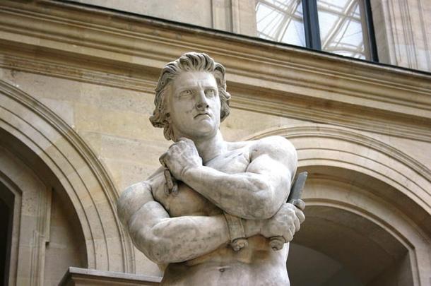 Spartacus led the most famous slave revolt against the Romans (Hippopx / Public Domain)