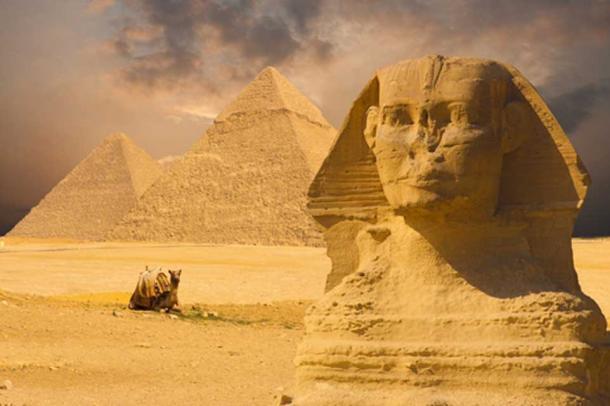 The Sphinx in Giza. Source: BigStockPhoto