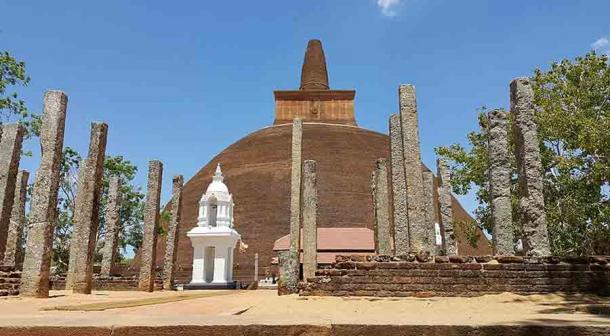 Anuradhapura, Sri Lanka (Nicolas Chadeville / CC BY 4.0)