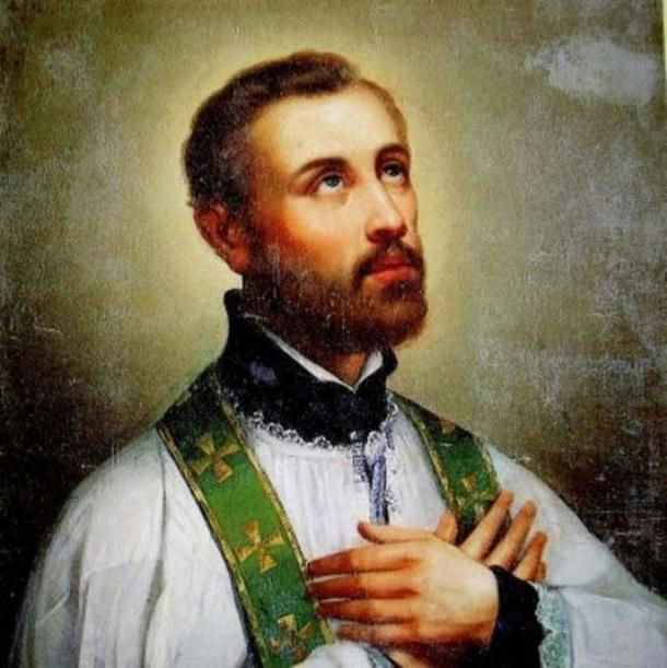 St-Francis-Xavier (artist not stated).
