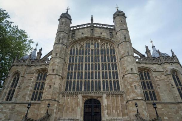 St. George's Chapel at Windsor Castle, Berkshire, United Kingdom. Source: LAURA /Adobe Stock