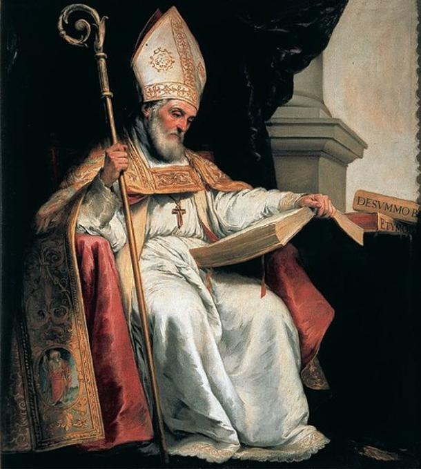 St. Isidore, depicted by Murillo.