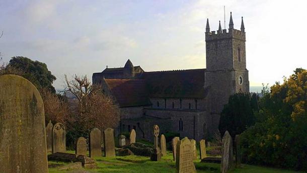 St Leonard's Church, Hythe, Kent. (CC BY-SA 2.0)