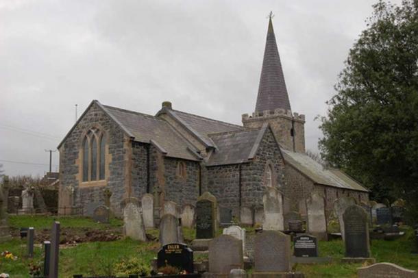 St Patrick's parish church, Cairncastle. (Albert Bridge/CC BY SA 2.0)