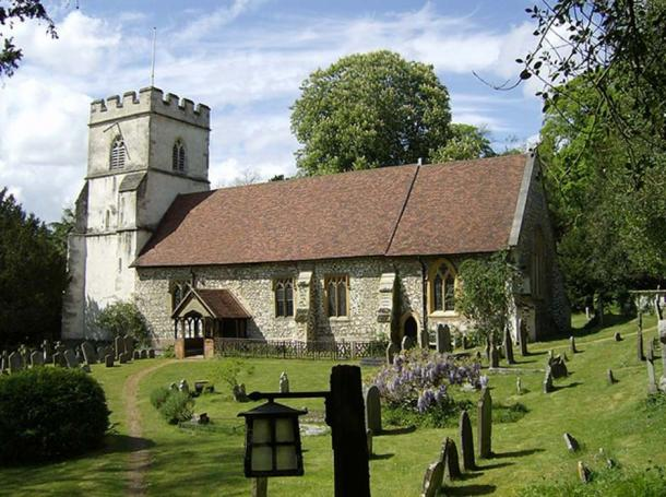 St Peter's parish church. (Sealman / Public Domain)