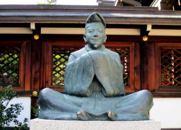 Statue of Abe no Seimei the most famous practitioner of Onmyōdō. (Katie / CC BY-SA 2.0)