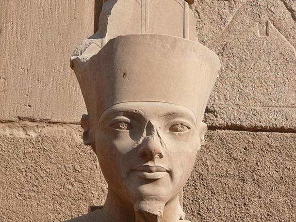 Statue of Amun