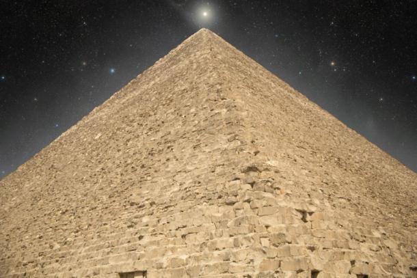 Stella pyramid alignments. (Aliaksei / Adobe Stock)
