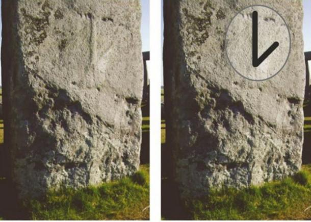 Stone 53 with 'The Dividers' symbol.