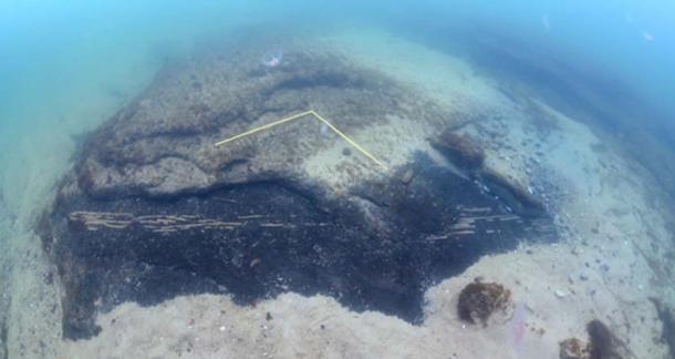 Stone Age fish straps.