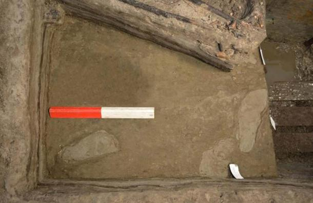 Stone Age footprints discovered near Rødbyhavn in Denmark