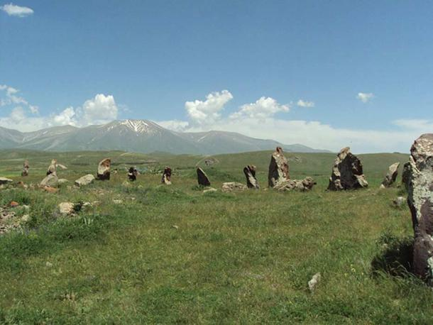 Stone monuments of Zorats Karer