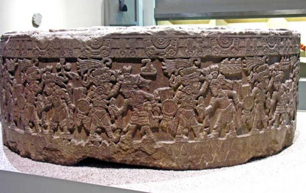 The Stone of Tizoc
