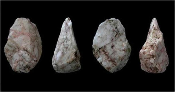 Stone tools found on Crete are evidence of early migration by sea.