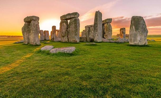 Stonehenge. (Public Domain)