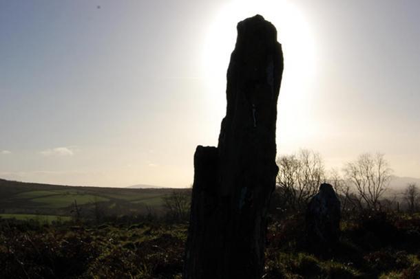 Stones at Boleycarrigeen