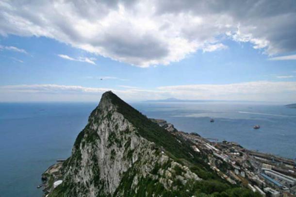 The Strait of Gibraltar