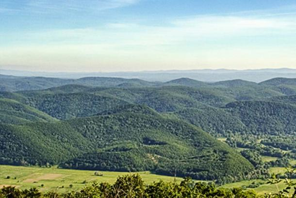 Strandzha Mountains. (Bin im Garten / CC BY-SA 2.0)