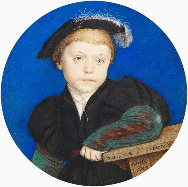Striking the rich: Henry Brandon, 2nd Duke of Suffolk who in 1551 died of the sweating sickness hours before his brother Charles. (Public Domain)