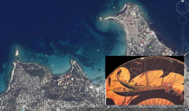 Researchers locate Submerged Lost Ancient City where Athens and Sparta Fought a Battle