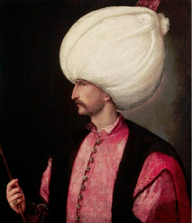 Suleiman I was the tenth and longest-reigning Sultan of the Ottoman Empire, from 1520 to his death in 1566.