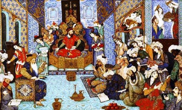 Sultan Mahmud of Ghazni