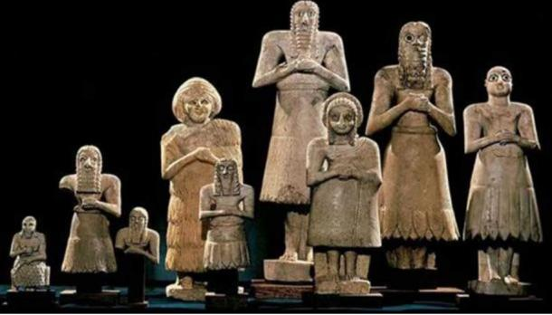 The Sumerian Pantheon.