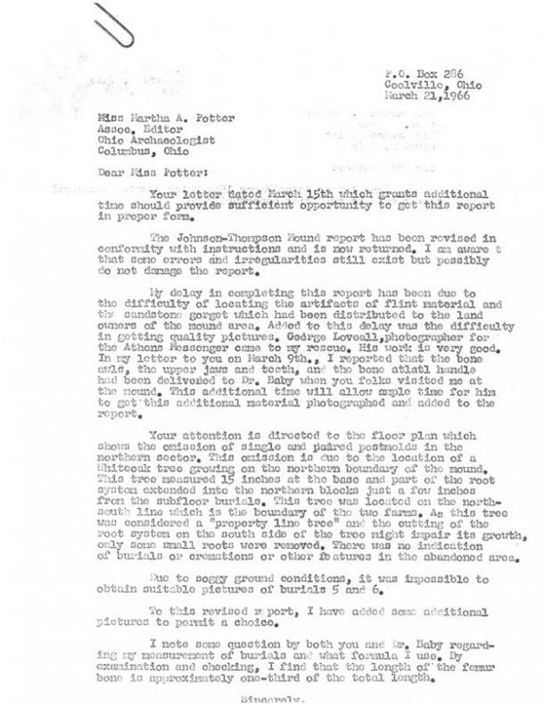 The Sutton Letter