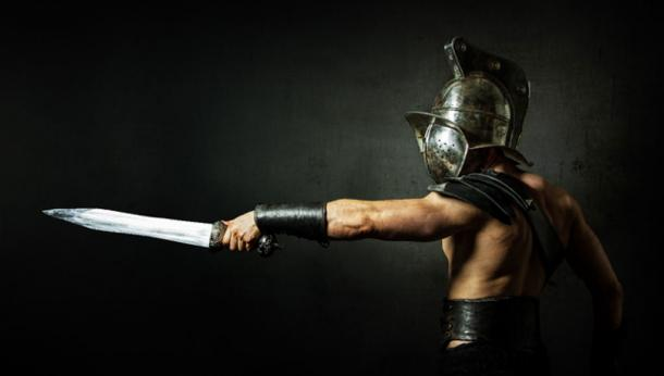 Swords were significant Roman weapons. (AWP /Adobe Stock)