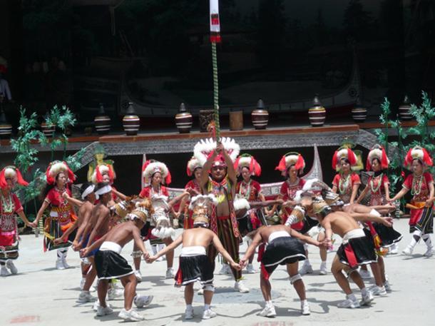 Taiwanese Aborigines (Public Domain)