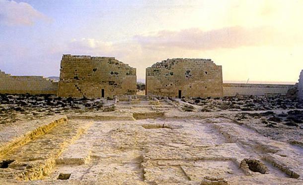 The evolving Taposiris Magna site.