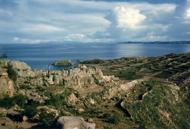 Isla Taquile, Lago Titicaca