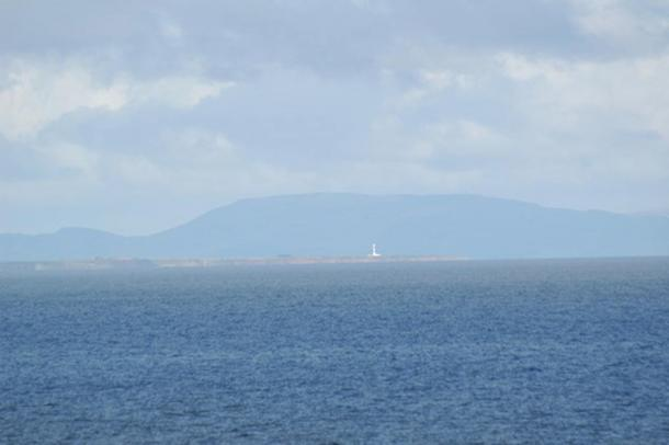 Tarbat Ness from the south across the Moray Firth