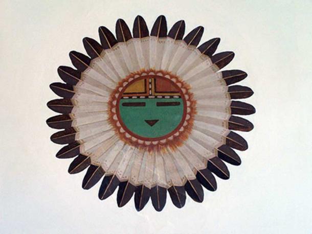 Tawa, the Sun Spirit and Creator in Hopi mythology. (Public Domain)