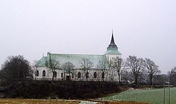 Tegneby Church (Public Domain)