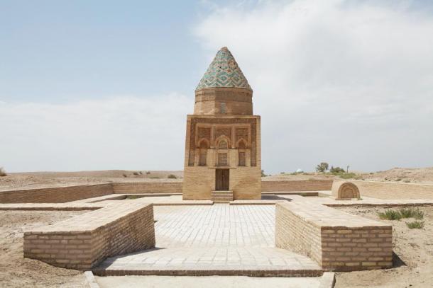 Tekesh Mausoleum, Konye-Urgench (Maurizio/ Adobe Stock)