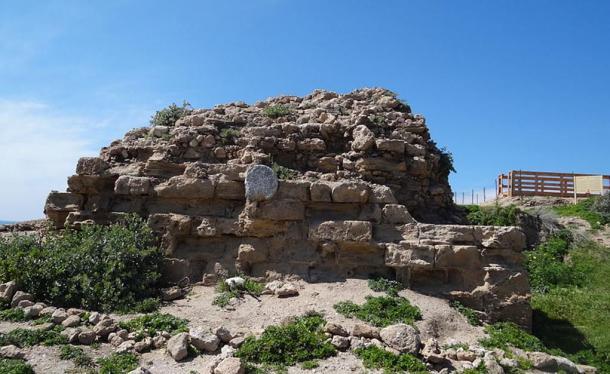 Tel Yavneh archaeological site