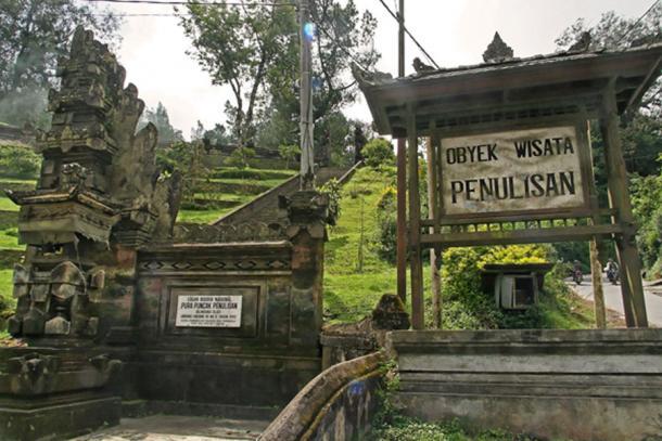 Temple Pura Puncak Penulisan on Skull Island, Trunyan, Bali. (Patrick Chabert / CC BY-SA 2.0)