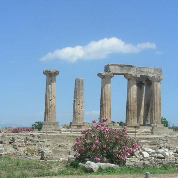 Temple of Apollo.
