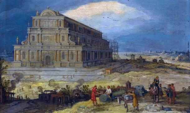 The Grand and Sacred Temple of Artemis