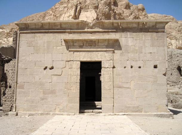 Temple of Hathor, Deir el-Medina